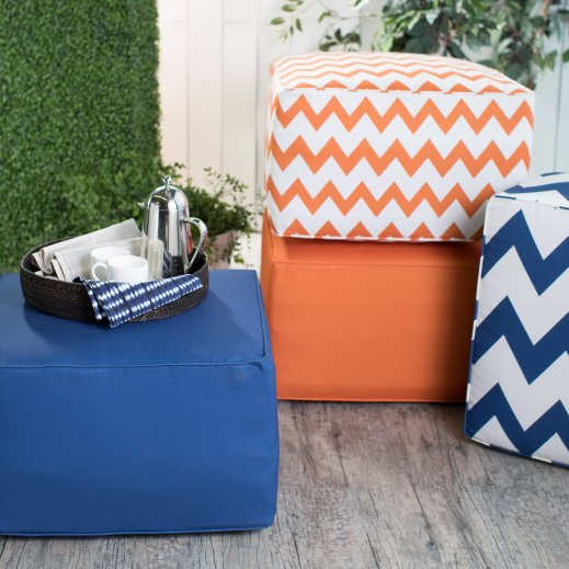 blue-outdoor-pouf